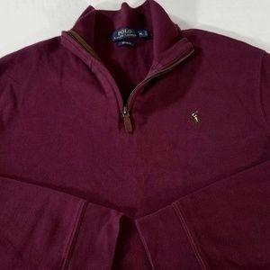 Polo Ralph Lauren Estate Rib 1/4 Zip Pullover
